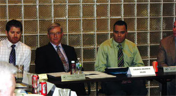 October Plumbing Foundation meeting