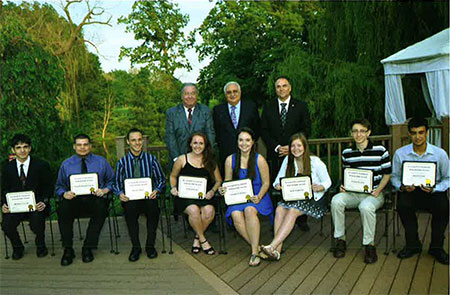2012 Plumbing Industry Promotion Fund Scholarship Award Winners
