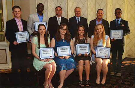 Plumbing Industry Promotion Fund Scholarship Recipients