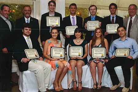 Leonard X Farbman Scholarship fund winners