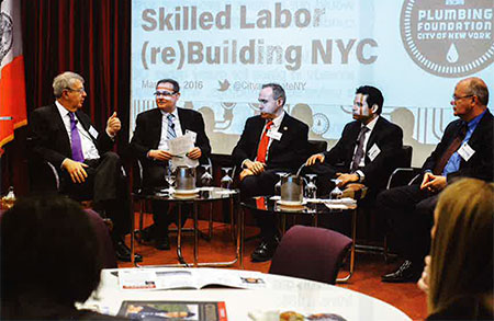 Skilled Labor (re)Building NYC