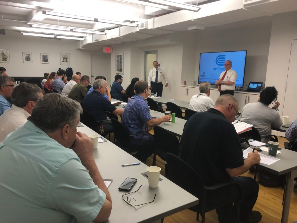 Plumbing Foundation Hosts Con Ed Yellow Book Seminar